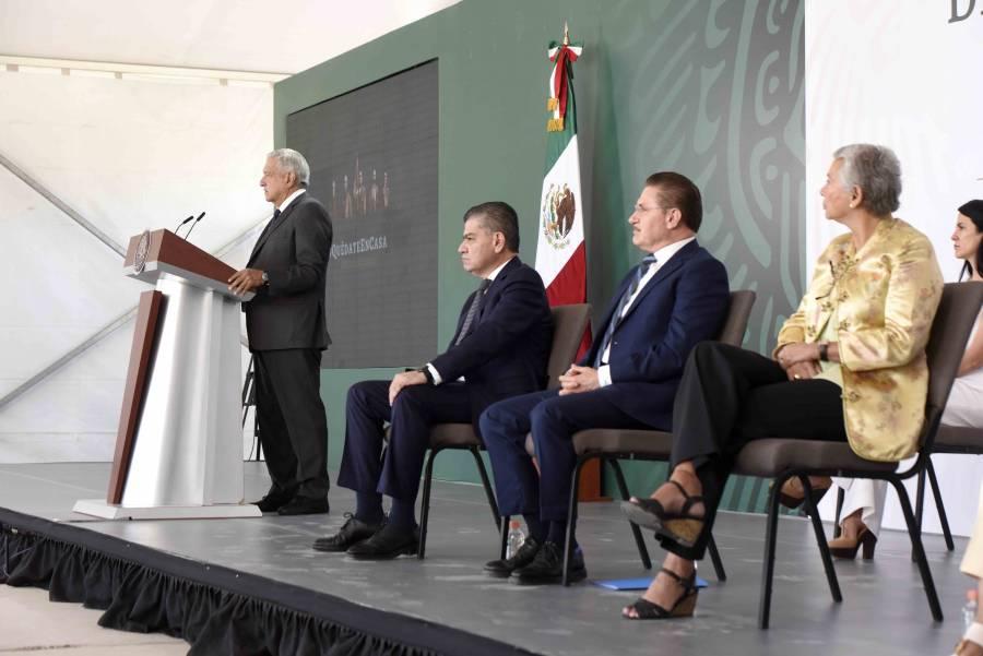 Fiscal es un hombre íntegro: López Obrador
