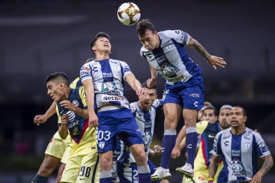 Pachuca se impone al América y avanza a semifinales de Liga MX