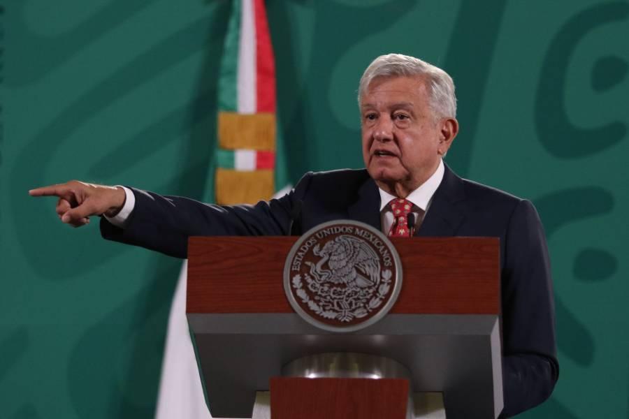 MC concretó denuncia contra AMLO ante OEA