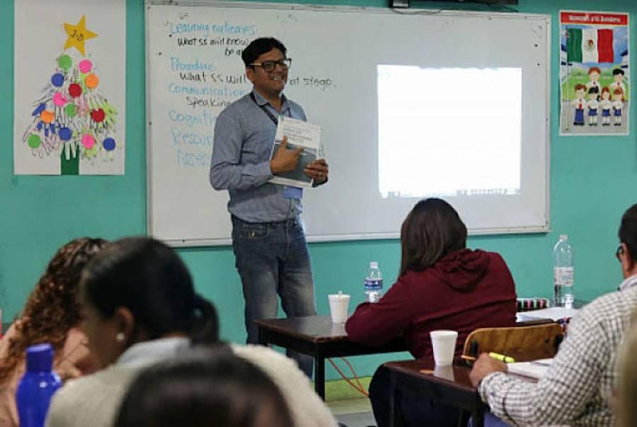 Esta es la situación económica de los maestros en México
