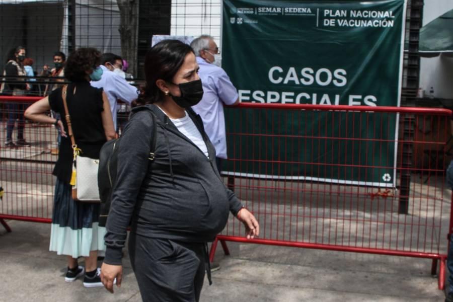 Miércoles inicia vacunación de 50 a 59 años y mujeres embarazadas de Iztapalapa, Iztacalco, Xochimilco y Tláhuac así como personal educativo