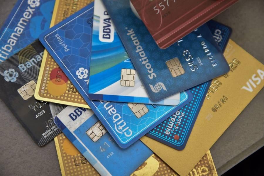 Más de un millón de tarjetas de crédito, canceladas en lo que va del año: CNBV