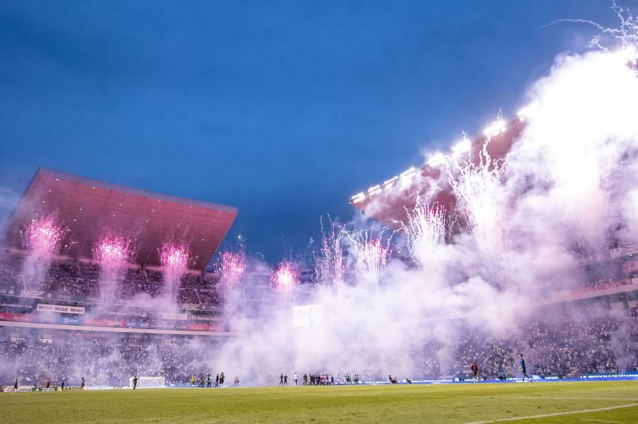 En Semifinal, estadio Cuauhtémoc recibiría al 50% de aficionados