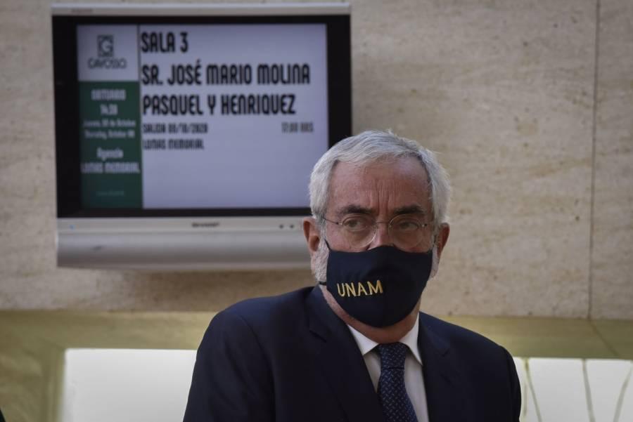 Retorno presencial a la UNAM, será paulatino y ordenado: Enrique Graue