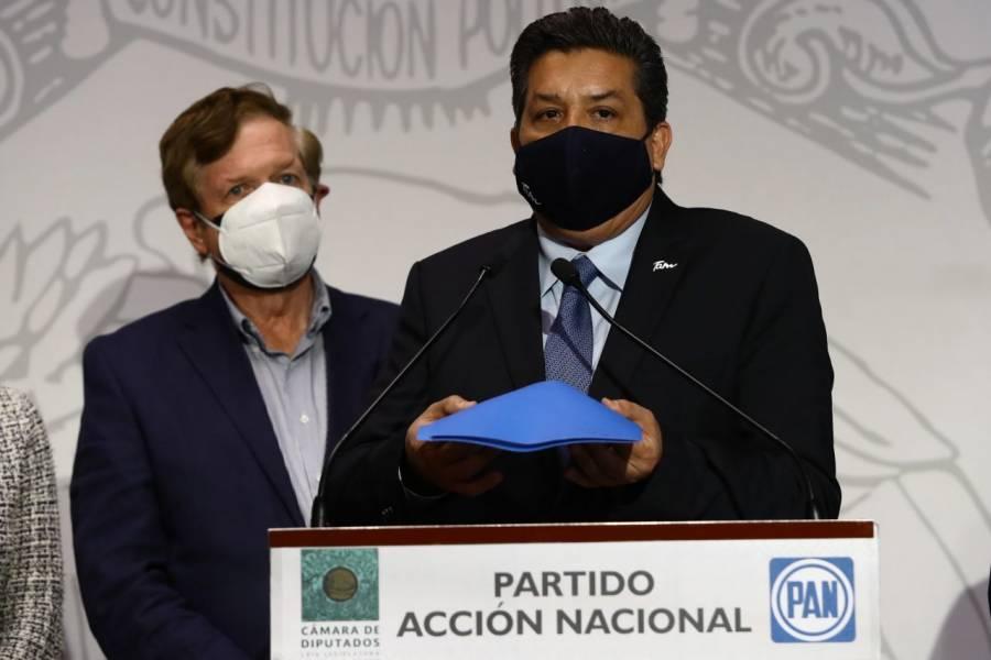 Gobernador de Tamaulipas tiene fuero, afirma Congreso local