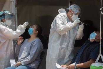 México reporta 2 millones 568 mil 783 casos estimados de COVID-19 y 220 mil 489 fallecidos