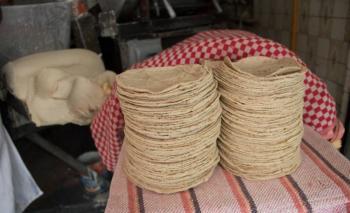 En México se vende la tortilla hasta en 19 pesos por kilo