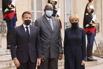 Francia cancelará deuda de Sudán, ronda los 5 mil millones de dólares