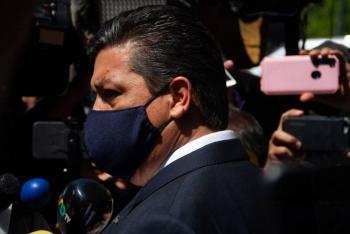 Ya no tiene fuero, coinciden AMLO y Sánchez Cordero sobre gobernador de Tamaulipas