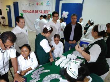 El IMSS refuerza a nivel nacional la recuperación de servicios