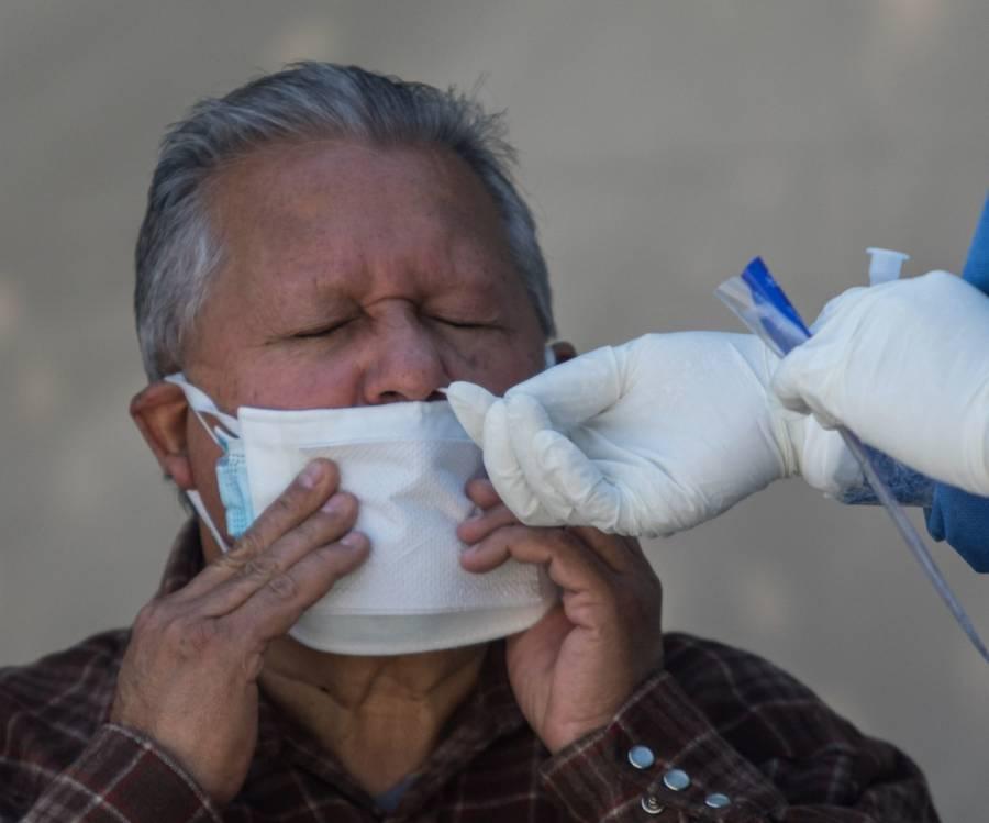 México reporta 2 millones 572 mil 052 casos estimados de COVID-19 y 220 mil 746 fallecidos