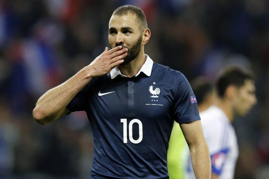 Oficial: Karim Benzema regresa con Francia para la Eurocopa