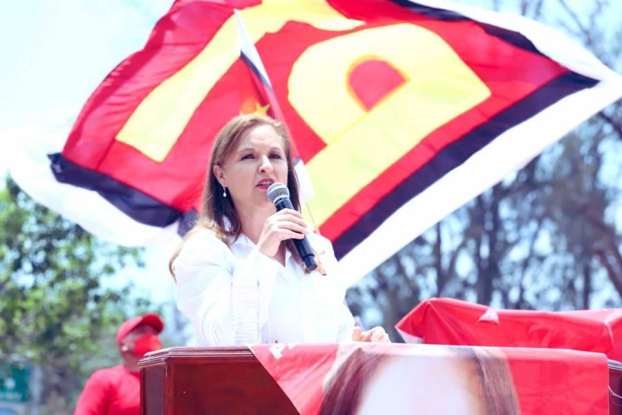 Presenta Angélica Rivadeneyra agenda legislativa para la feminización de la política