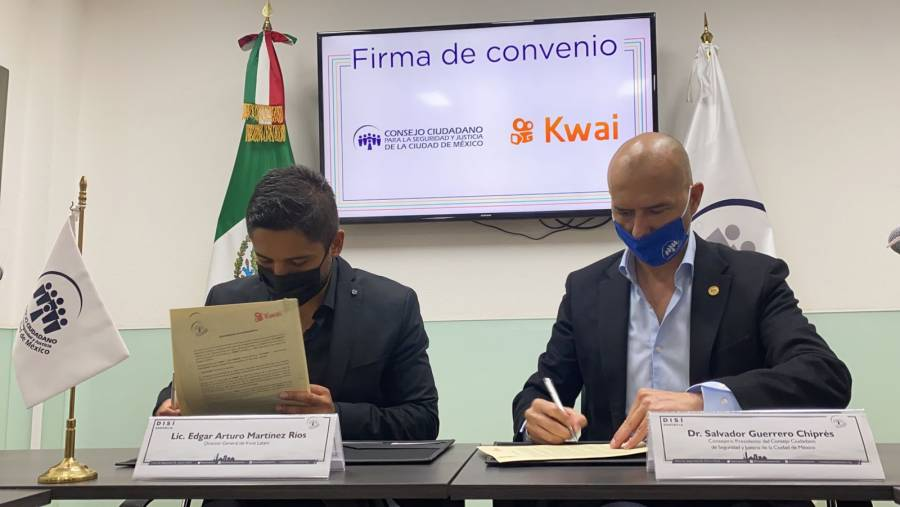Consejo Ciudadano y Kwai, apuestan por la prevención del delito en redes sociales