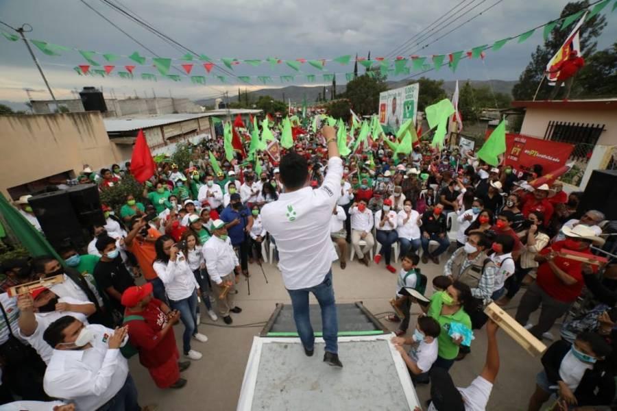 """Bases del panismo van contra la cúpula, apoyarán al """"Pollo"""" Gallardo: Juan Pablo Escobar"""