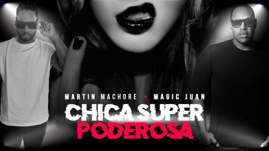 """Martin Machore habla del empoderamiento femenino con """"Chica súper poderosa"""""""