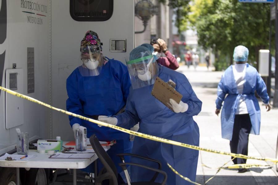 Puebla comienza la desconversión hospitalaria por Covid-19