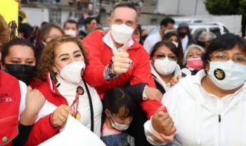 Prioritario, sustituir tuberías de agua en Cuajimalpa: Adrián Rubalcava