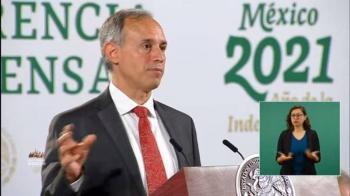 Pronto habrá semáforo verde en CDMX, indica López-Gatell; pero pide no adelantar vísperas