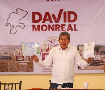 Se impulsará política para abasto y cuidado del agua: David Monreal