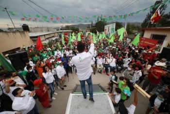 La Misión de Ricardo Gallardo Cardona; Un gobierno ordenado y justo para las 4 regiones de San Luis Potosí