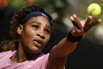 Serena Williams cae eliminada en Parma ante Katerina Siniaková
