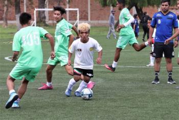 Finaliza concentración de la Selección Nacional de Talla Baja en Zinacantepec