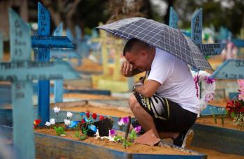 Brasil reporta más de 15.7 millones de contagios de Covid-19 y 439 mil muertes