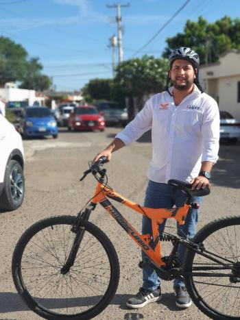 Manuel Scott, nuevo candidato a gobernador de Sonora por Movimiento Ciudadano