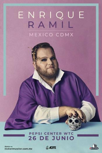Enrique Ramil ofrecerá primer concierto presencial post Covid en México