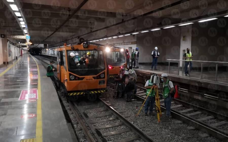 Concluye la revisión de la estructura del túnel de la Linea 12 del Metro CDM