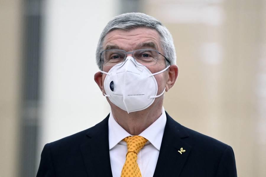 Al menos 75% de los residentes de la villa olímpica de Tokio 2020 serán vacunados: Thomas Bach
