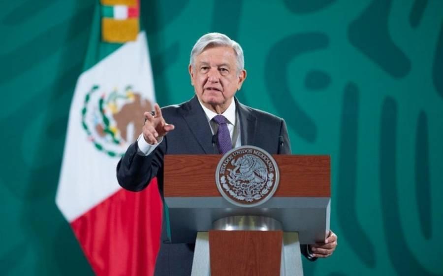 AMLO asegura que a finales de octubre estarán vacunados 80 millones de mexicanos