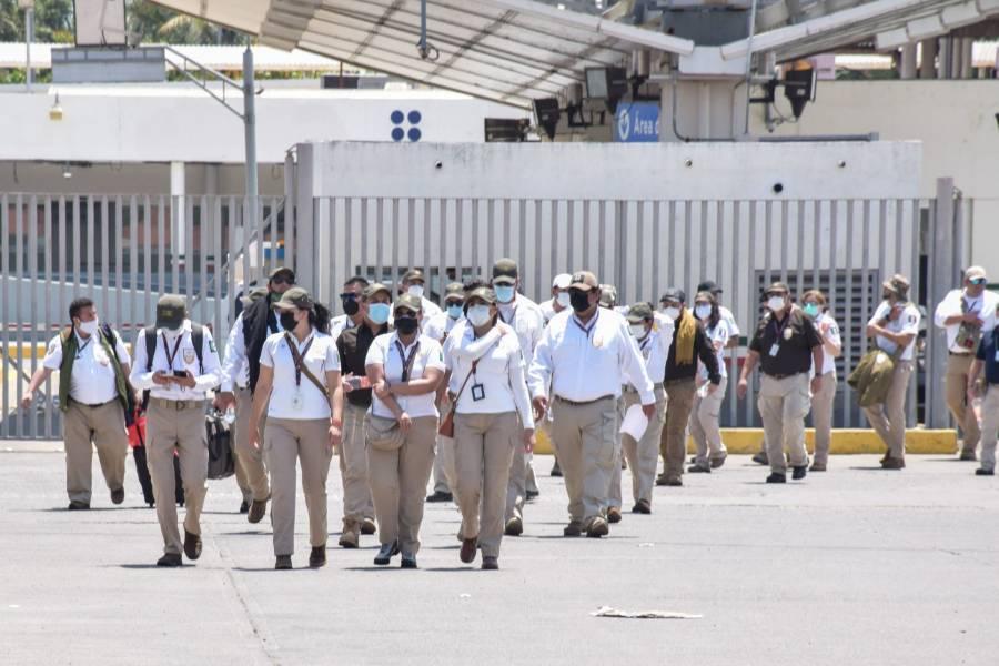 Gobernación emite alerta migratoria por García Cabeza de Vaca