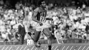 Fallece el campeón olímpico de 400m, Lee Evans