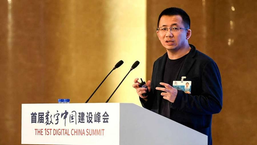 El fundador de TikTok abandonará la presidencia del gigante chino