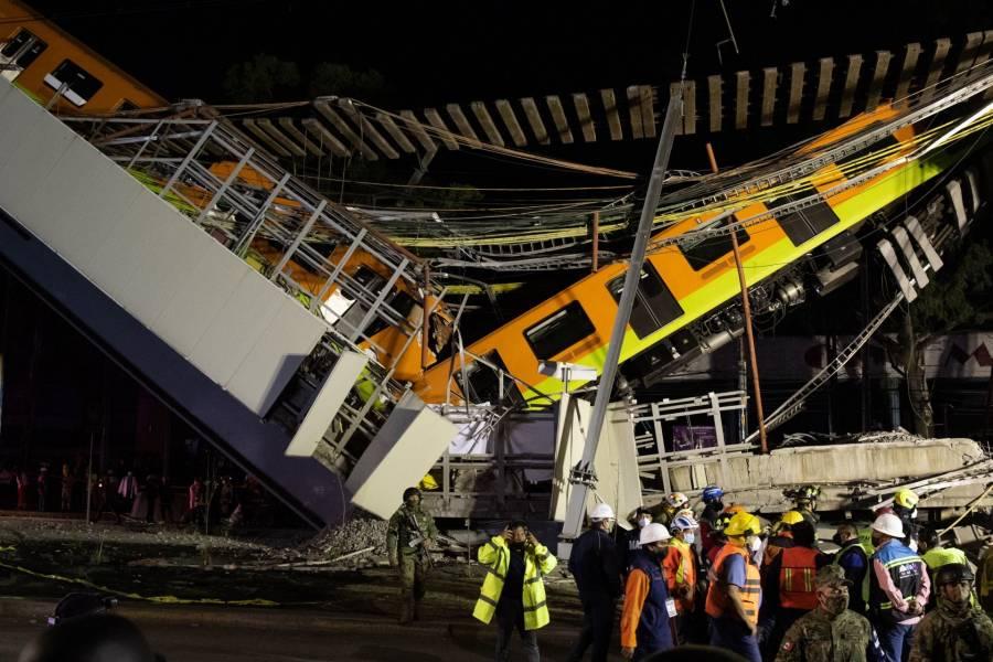 CDMX entrega 88 apoyos económicos adicionales a familias de lesionados por accidente en Línea 12 del Metro
