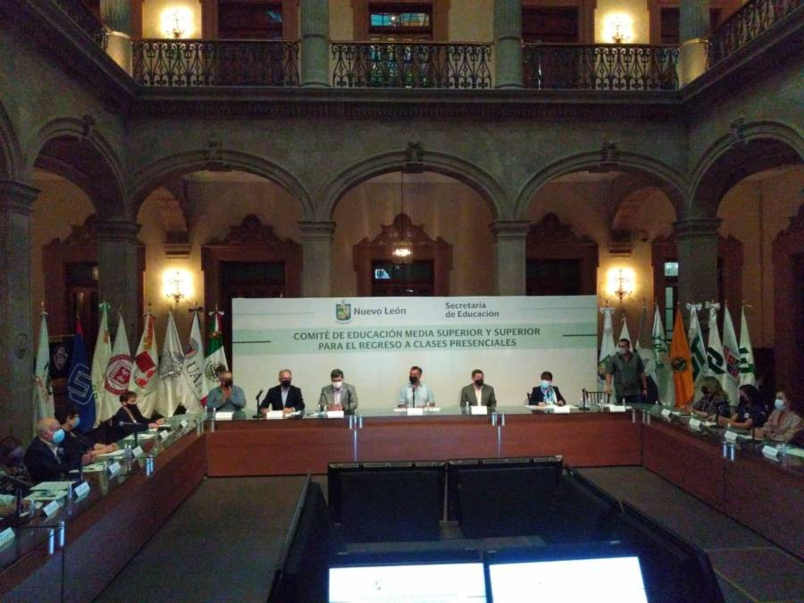 Nuevo León regresará a clases presenciales el 31 de mayo