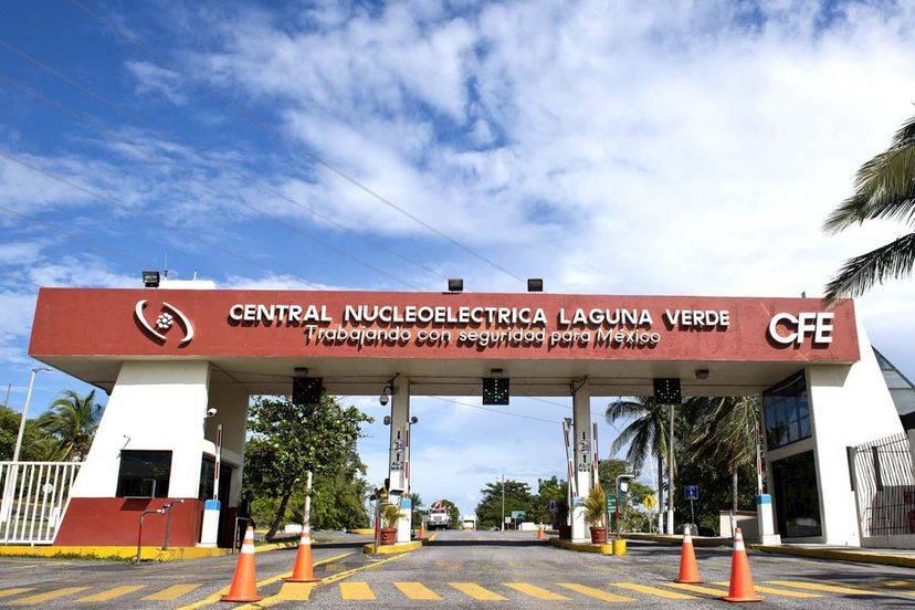 INAI instruye a CFE entregar evaluación sobre central nuclear de Laguna Verde