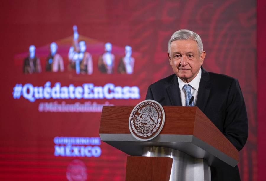 AMLO pide a Banxico transparentar manejo de dinero