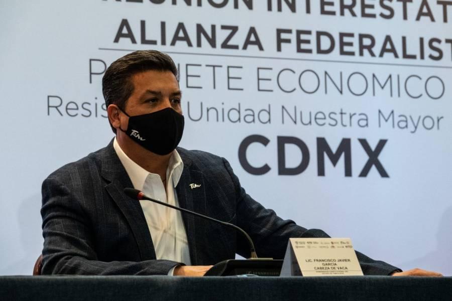 Congreso de Tamaulipas no nombrará a un sustituto de gobernador y denunciara a involucrados en orden de aprehensión