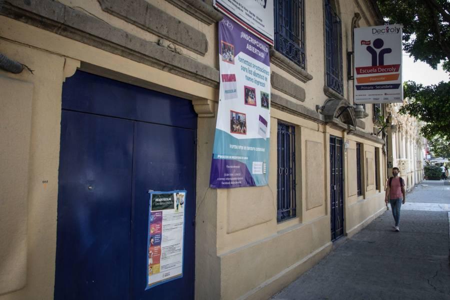 Escuelas privadas en la CDMX rechazan el regreso a clases presenciales