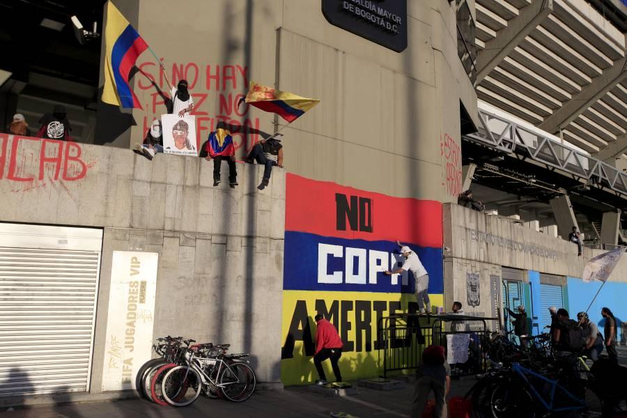 Colombia cerca de quedarse sin Copa América; el torneo sería en Argentina