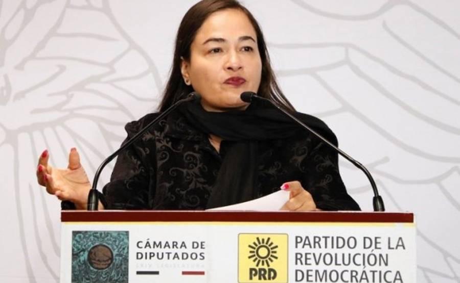 AMLO utiliza a la FGR contra el Gobernador de Tamaulipas: Verónica Juárez