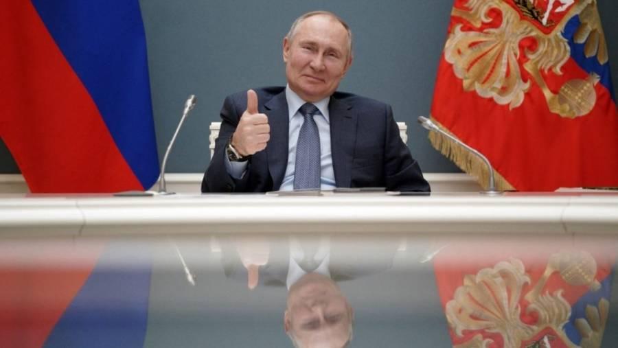 Putin promete