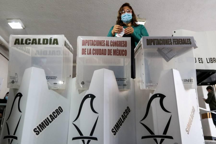 IECM aprueba sustitución de candidaturas por parte de partidos políticos