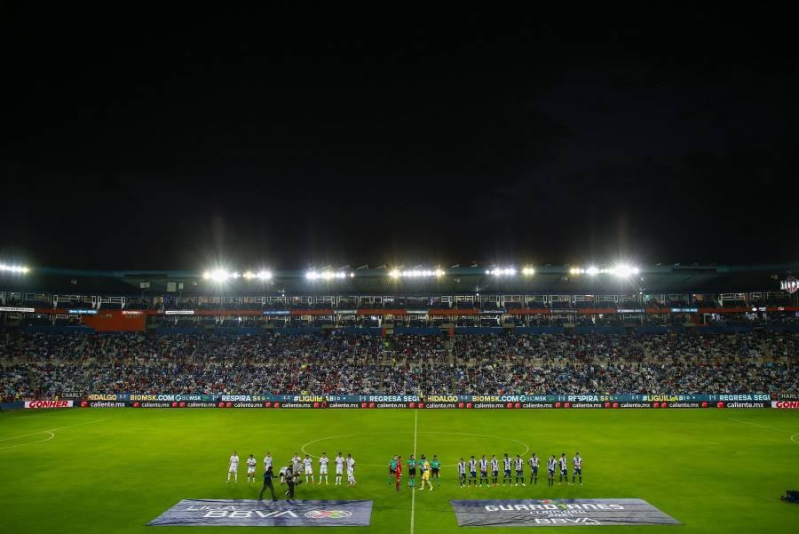 Pachuca jugará sin público si llega a la final del Guardianes 2021