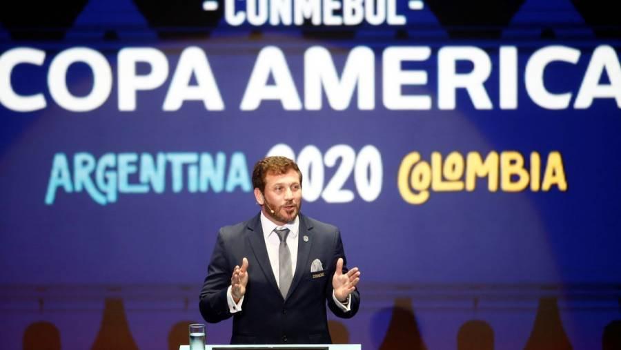 Colombia pide aplazar la Copa America