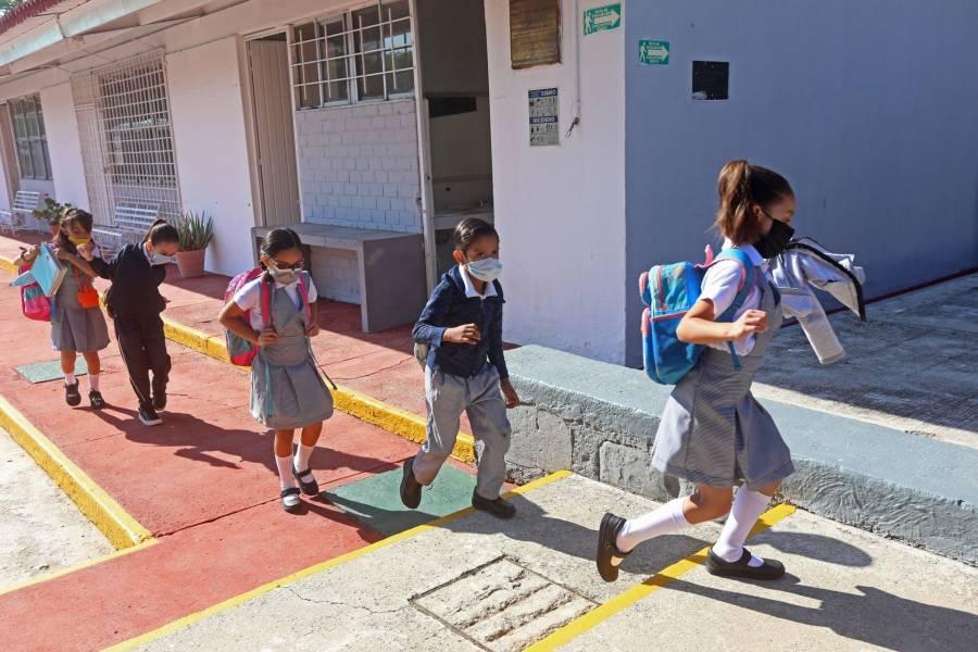 Contra regreso a clases presenciales, estudiantes marcharán en CDMX