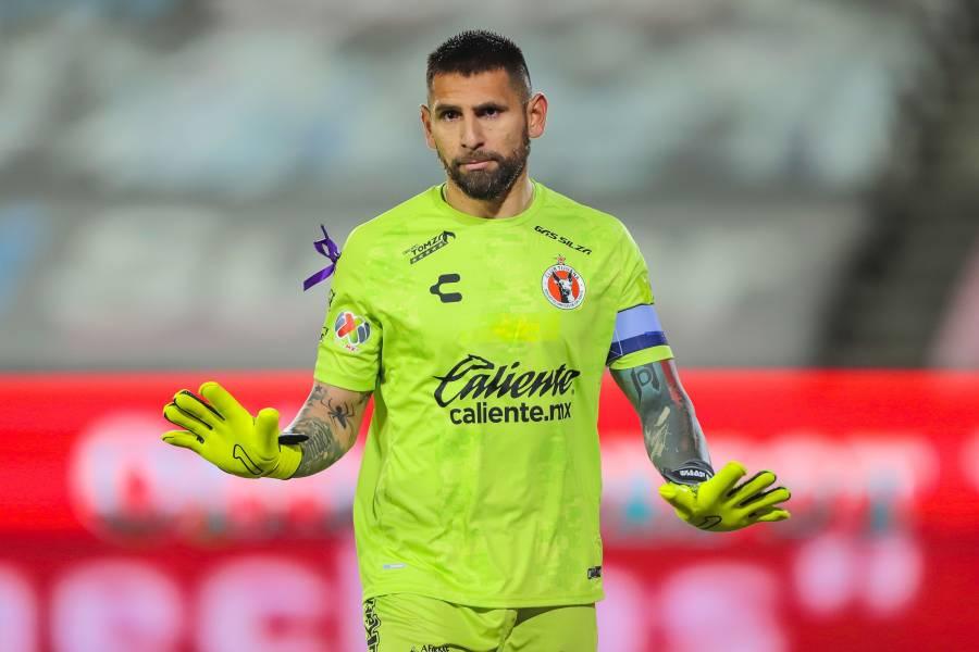 Jonathan Orozco, primera baja de la Selección Mexicana